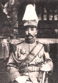 張作霖【岩水・人物】1875 ~ 1928年