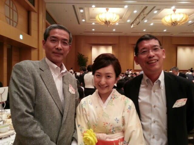 2013 富丘会総会 親睦パーティ司会☆ - 田添菜穂子の一期一会