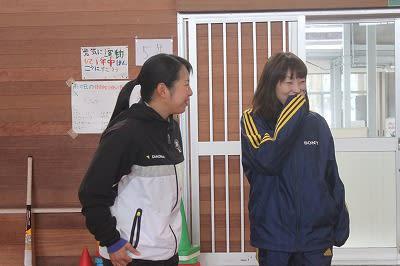 山本由佳理さん、まりや先生、女子が準優勝しました! - 八川小ブログ ...