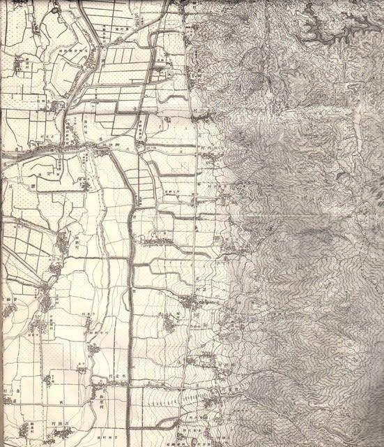 の 一 万 地形 図 分 五