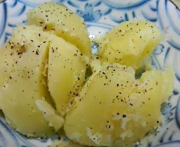 徳之島産ジャガイモ