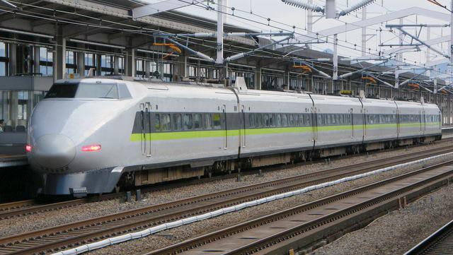 山陽新幹線100系6両編成