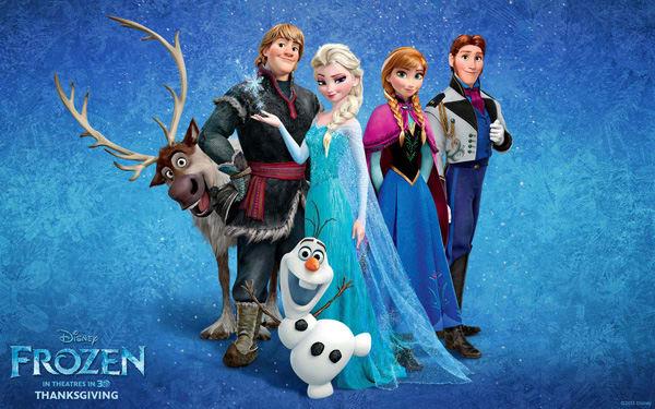 アナと雪の女王 3d Let It Goの歌が素晴らしい 総