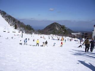 大山豪円山スキー場、ゲレンデ情...