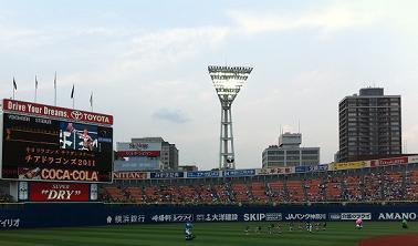 天気 横浜 スタジアム の