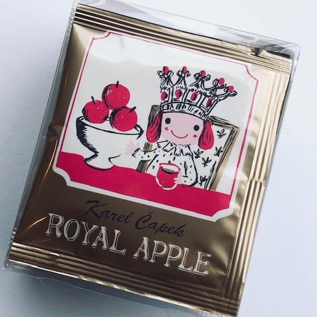 ロイヤルアップル カップ用ティーバッグ5p
