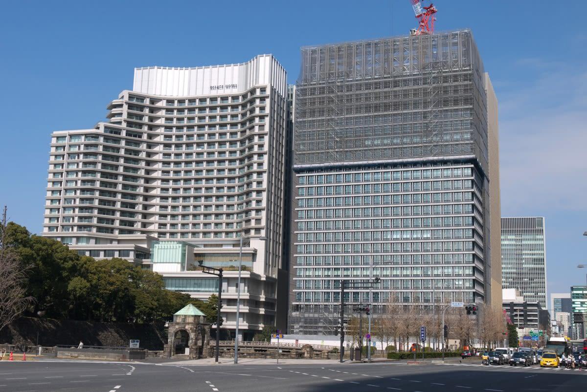 日本生命丸の内一丁目プロジェクト:工事進捗率70% 2014年3月 ...