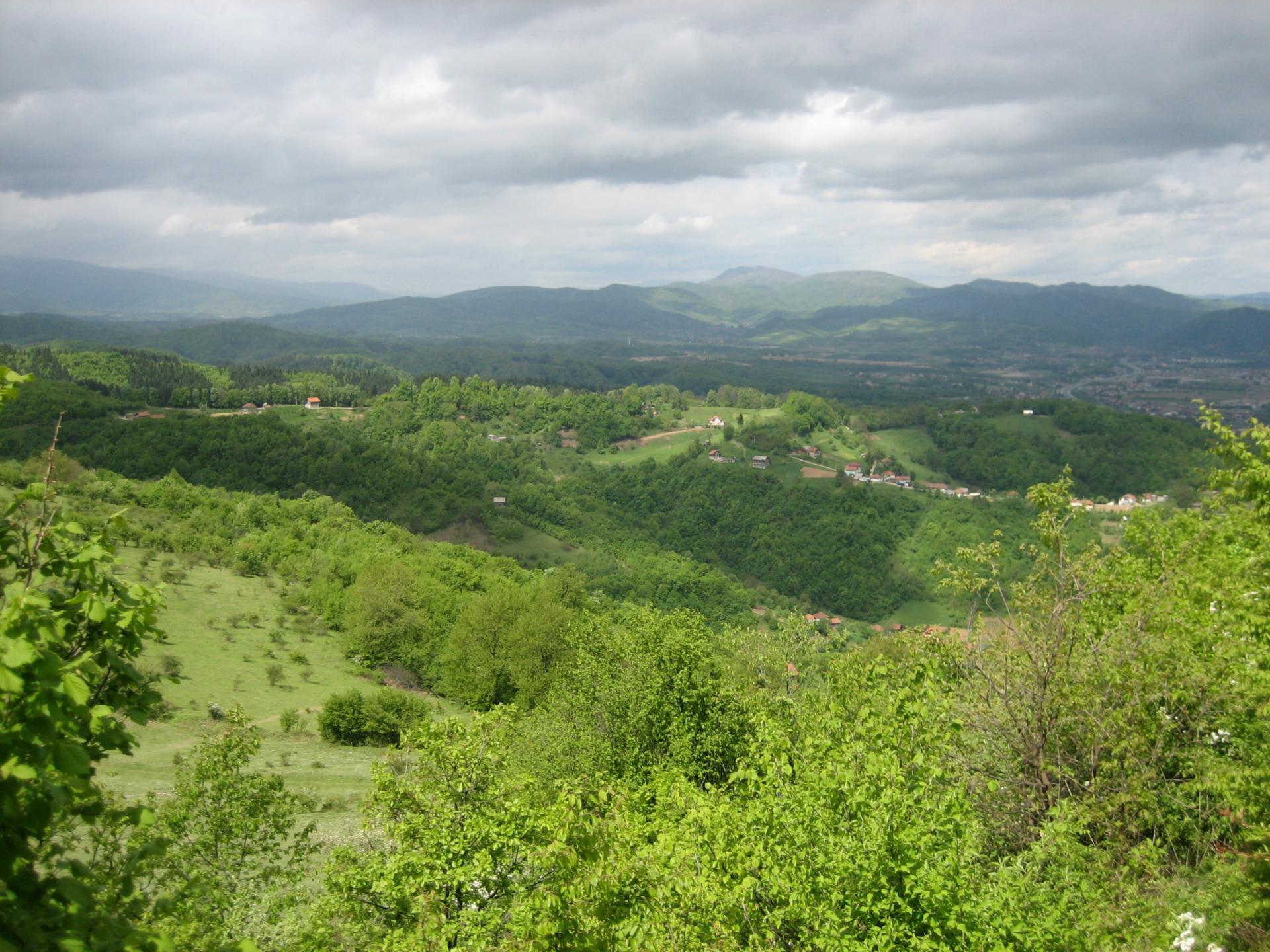 ヴィソコ3(ボスニア) - 「火気...