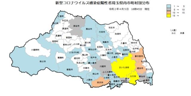 コロナ 埼玉