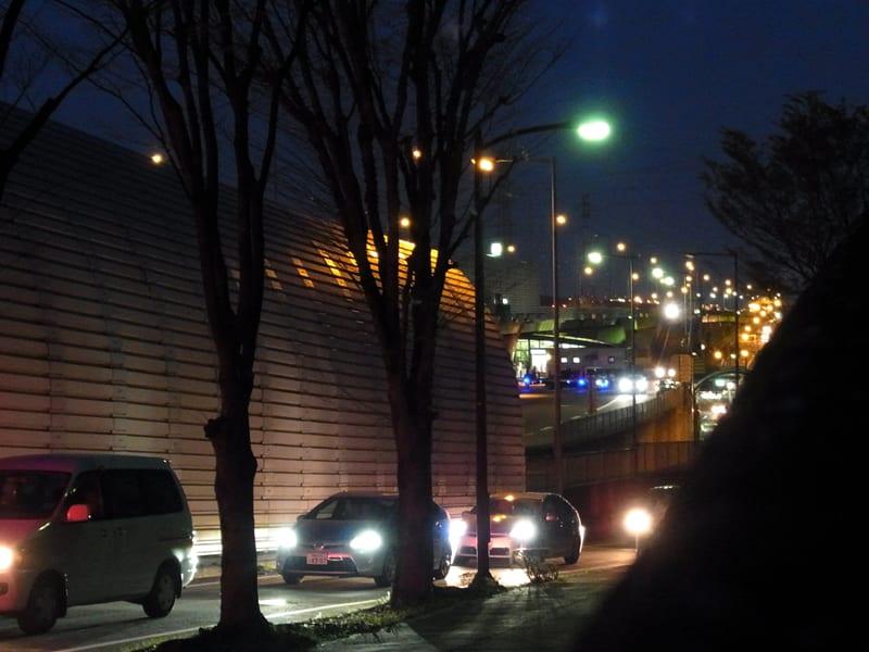 03月29日 外環自動車道