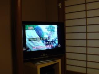 テレビも地上デジタル対応