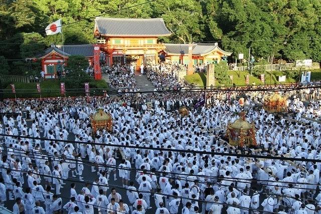 京都 祇園祭・神幸祭・(7月10日~)還幸祭7/24 - 京都ぶらり女の1人旅