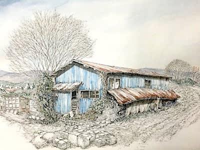 ヨーロッパ 農村