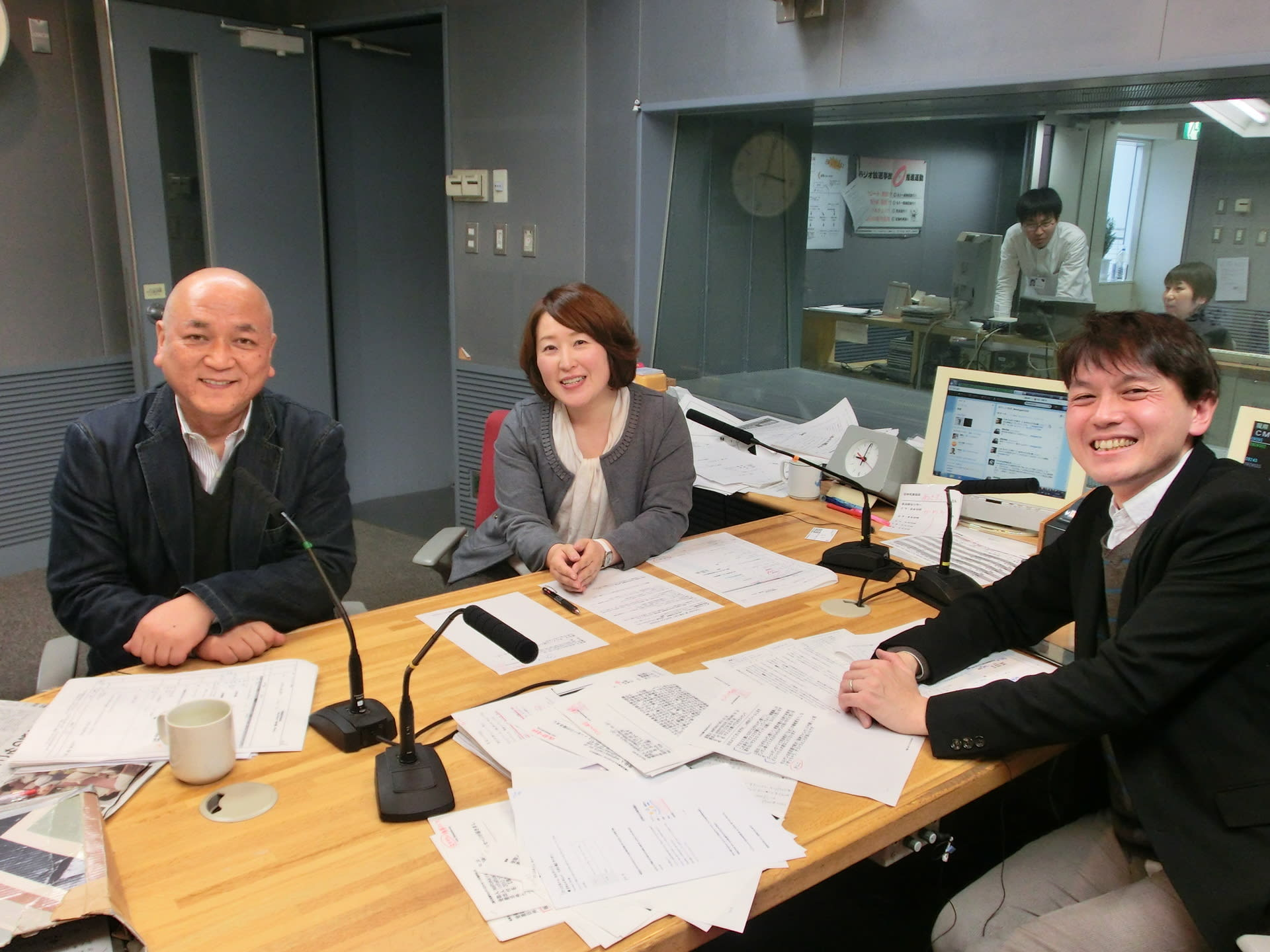 昨日、東海ラジオ「源石和輝モル...