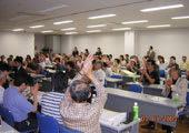 国領住宅管理組合建て替え決議成立(平成17年7月3日)