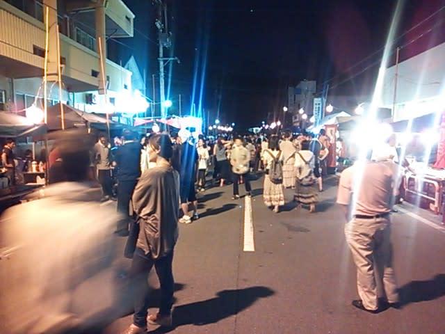 川田夏祭り