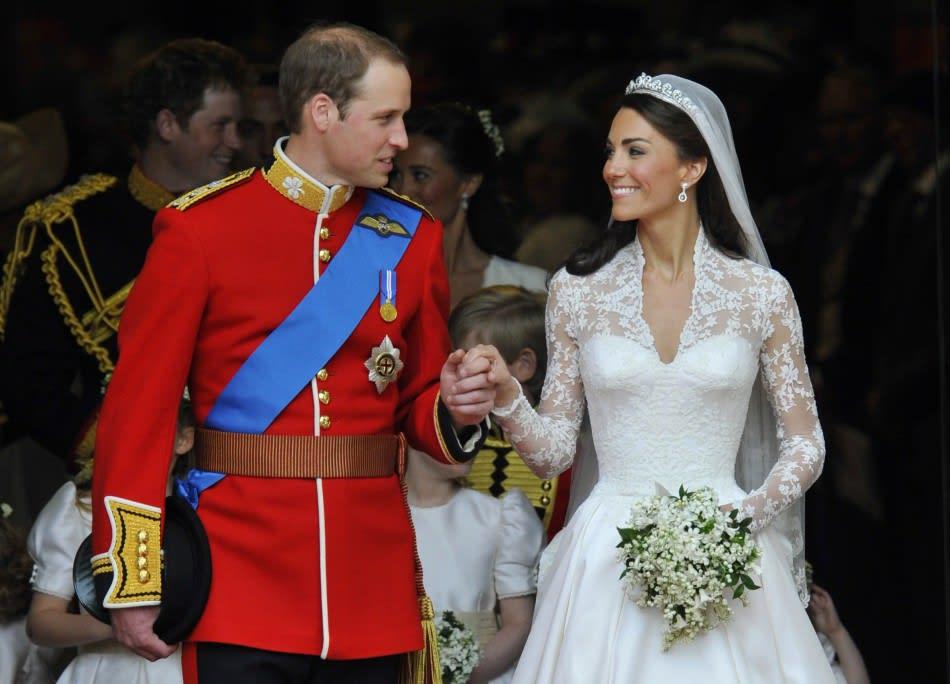 英国王室 お目出とうございます