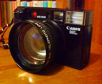 Canon AF35ML(オートボーイスーパー)