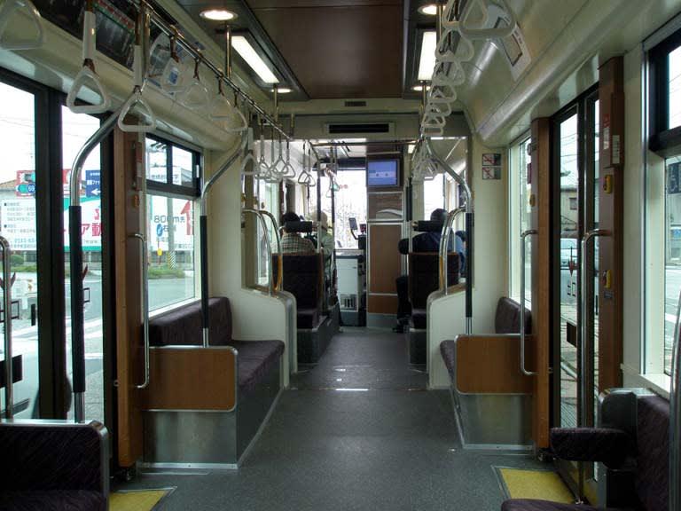 豊橋鉄道T1000形「ほっトラム」...