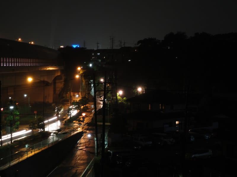 05月26日 雨の外環自動車道