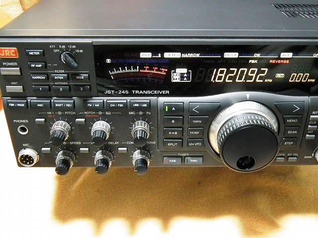 日本無線 JST-245 修理 - 閑話休題~いづのブログ~