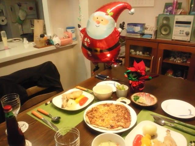 クリスマスイブディナー