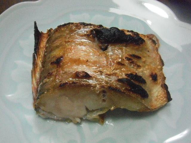 甘鯛 塩焼き
