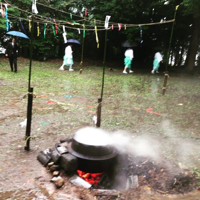 北野天満宮のお神楽9月25日 - お...