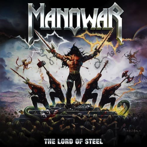 The Lord Of Steel/MANOWAR - ...