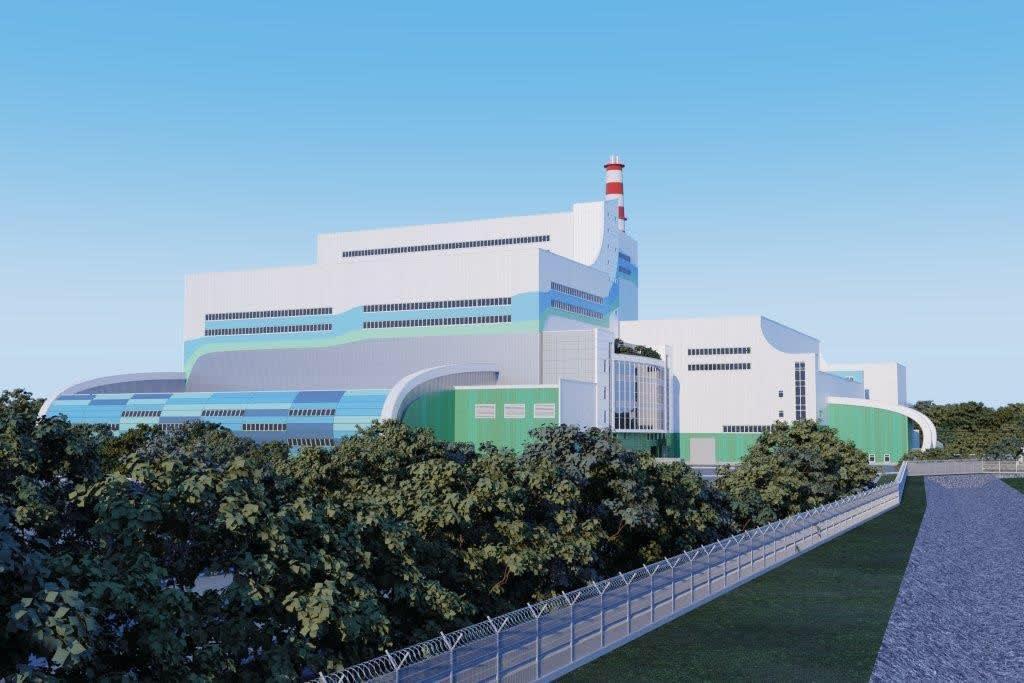 日立造船 モスクワで2件目のごみ焼却発電プラント設備を受注 - 東京23 ...