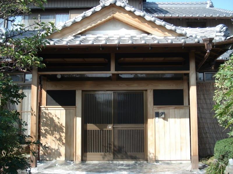 古木洗い,木しみ抜き,愛知,名古屋