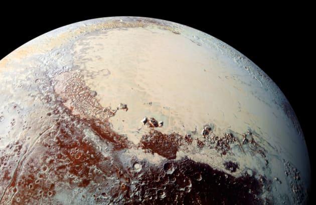 なぜ冥王星の内部にある海は凍らないの? それはメタンハイドレートが ...