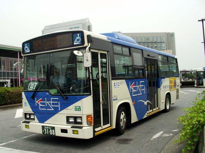 幕張 京成 バス 海浜