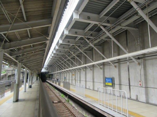阪神岩屋駅 on 2017-4-24&5-12 ...
