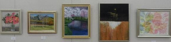第13回絵画教室生徒作品展