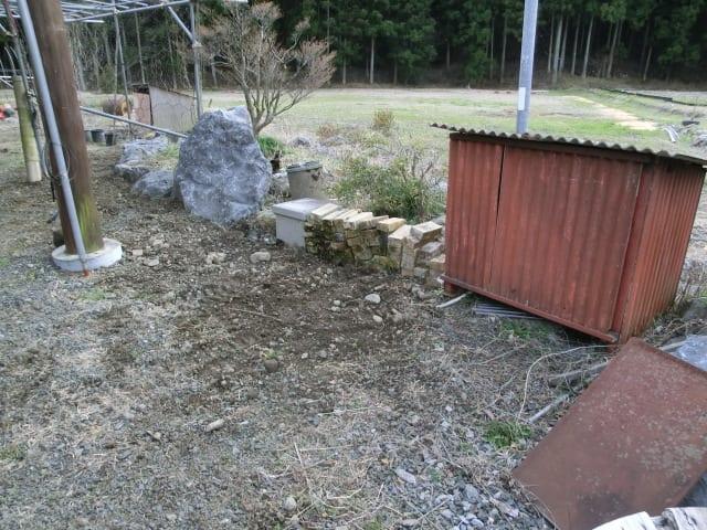 旧ポンプ小屋