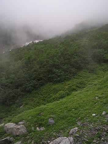 北岳 テント泊