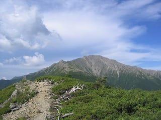 登子の山ある記