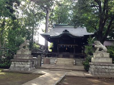 和泉熊野神社を骨で聴く - 骨で...