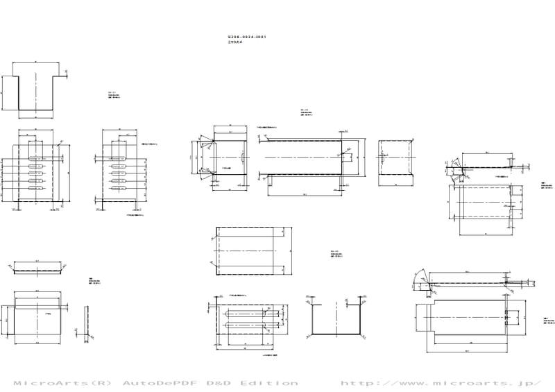 autocad pdf 変換 解像度