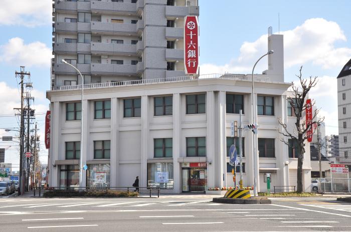 十六銀行熱田支店(名古屋市熱田...