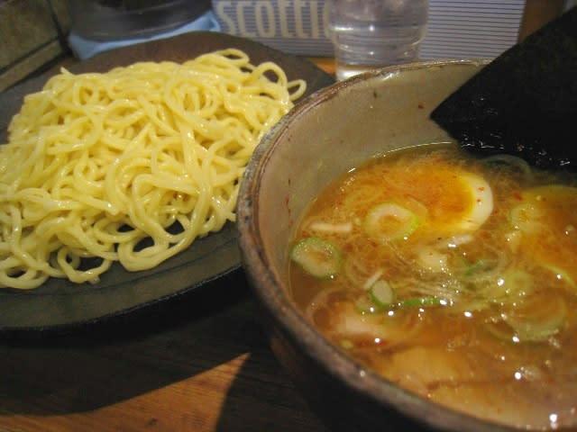 「味玉つけ麺」