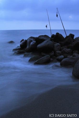 波の足跡Ⅱ