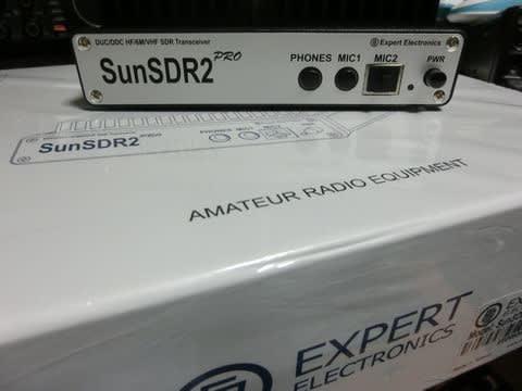 SUN SDR2」のブログ記事一覧-JA6VQA 日々新たに