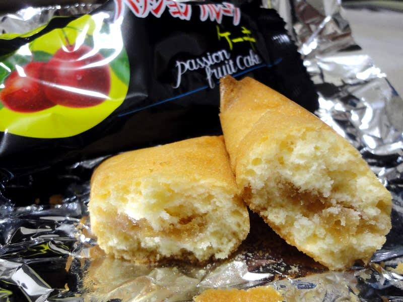 10月14日 パッションフルーツケーキパッケージ