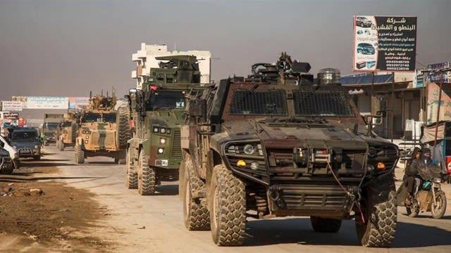 シリア軍,イドリブ,バイラクタルドローン,AH64アパッチ,戦車戦,戦車,装甲車,AFV,防衛,乗り物,トルコ軍,春の盾作戦,ロシア軍,イスラエル軍,サラキブ,