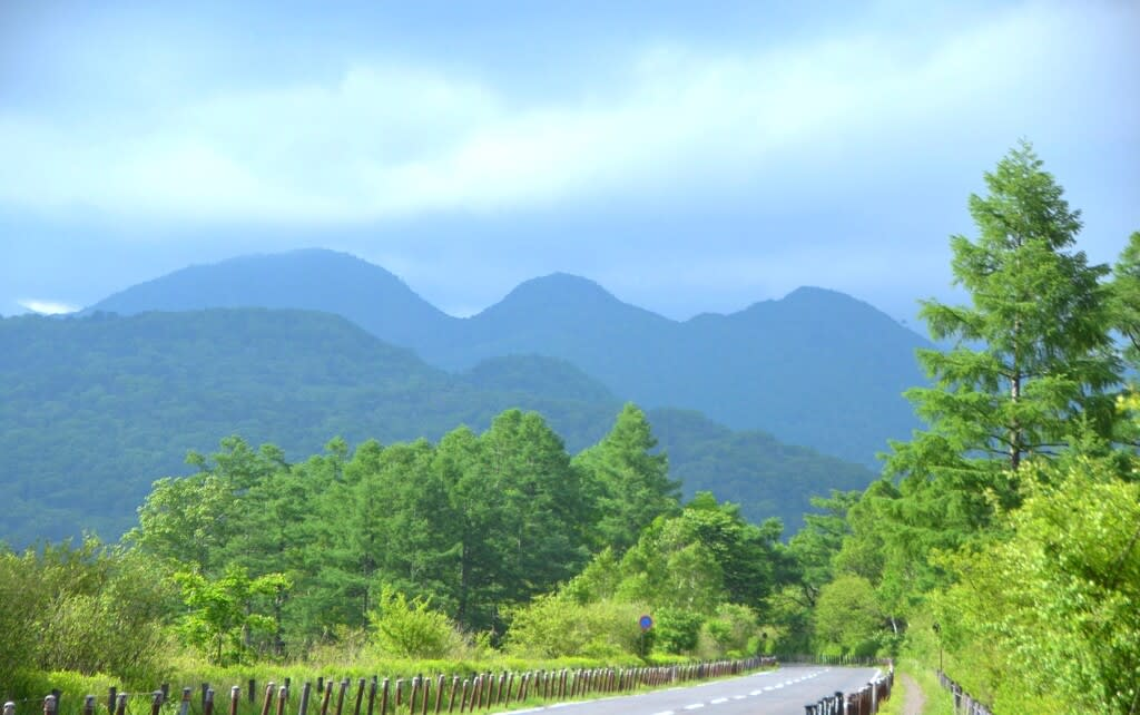 三岳【岩淸水・山】
