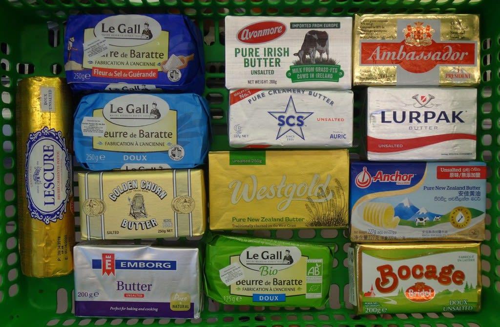 マレーシアで買ったバター