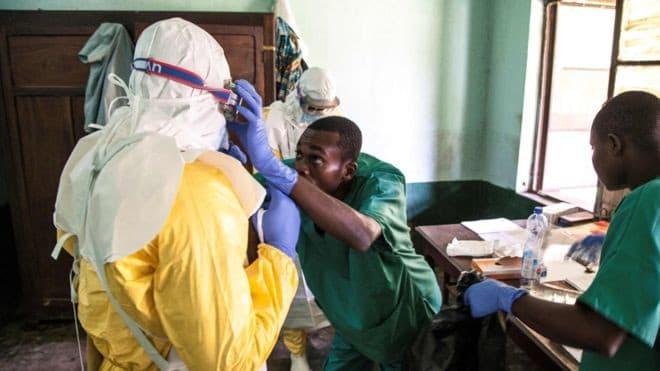 EMERALD WEB≪拝啓 福澤諭吉さま≫エボラ出血熱流行、コンゴ民主共和国の都市部に広がるコンゴ、エボラ熱流行でワクチン接種開始
