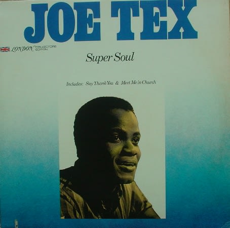 Joe Tex I Had A Good Home But I Left Part I